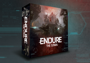 Endure the Stars sci-fi board game